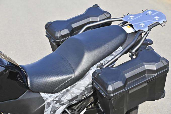 【カワサキ ヴェルシスX250ツアラー 試乗記】長距離&悪条件で真価を発揮する、250ccアドベンチャーツアラーの16画像
