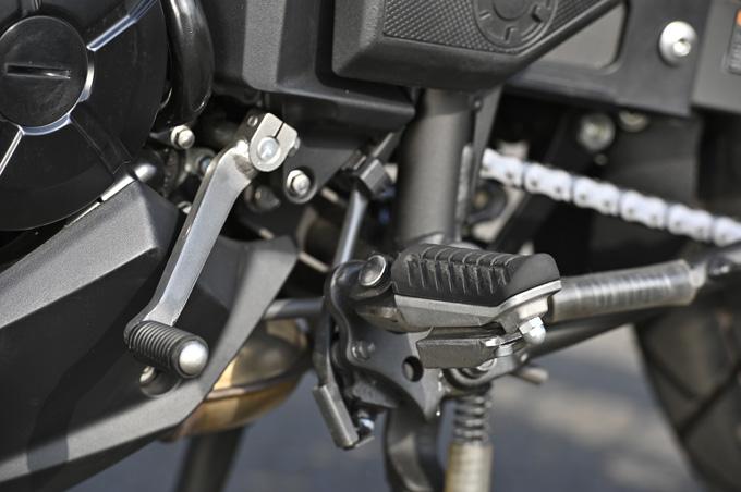 【カワサキ ヴェルシスX250ツアラー 試乗記】長距離&悪条件で真価を発揮する、250ccアドベンチャーツアラーの19画像