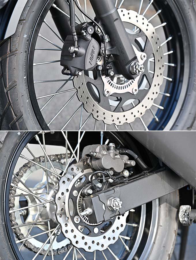 【カワサキ ヴェルシスX250ツアラー 試乗記】長距離&悪条件で真価を発揮する、250ccアドベンチャーツアラーの22画像