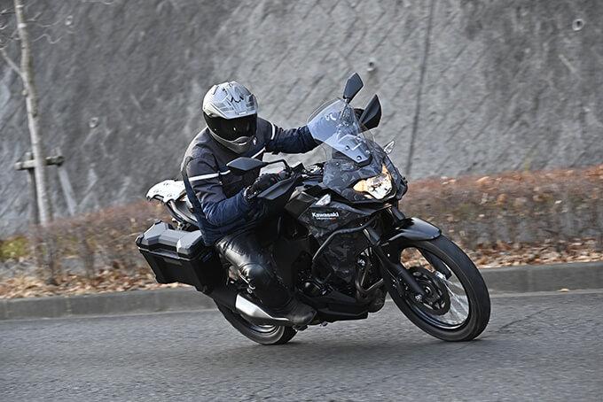 【カワサキ ヴェルシスX250ツアラー 試乗記】長距離&悪条件で真価を発揮する、250ccアドベンチャーツアラー メイン画像