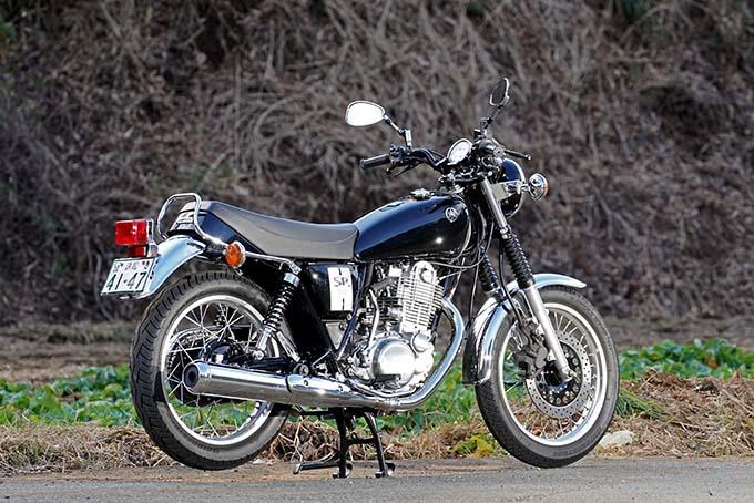 【ヤマハ SR400 試乗記】未来永劫語り継がれるシアワセバイク03画像