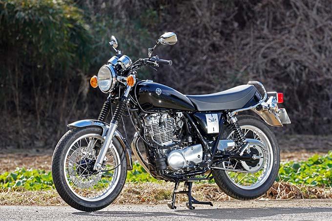 【ヤマハ SR400 試乗記】未来永劫語り継がれるシアワセバイクの05画像