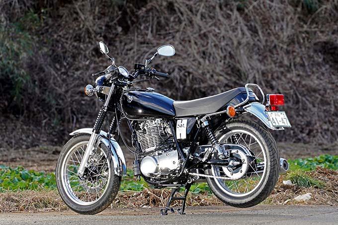 【ヤマハ SR400 試乗記】未来永劫語り継がれるシアワセバイク06画像