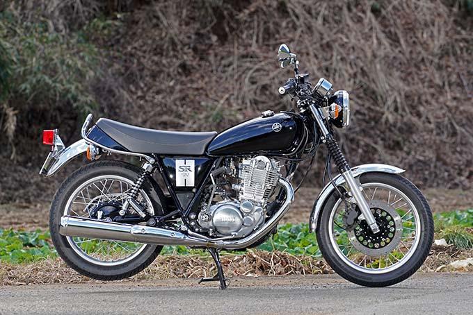 【ヤマハ SR400 試乗記】未来永劫語り継がれるシアワセバイク07画像