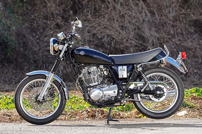 【ヤマハ SR400 試乗記】未来永劫語り継がれるシアワセバイクの08画像