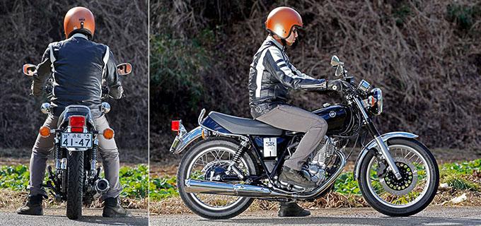 【ヤマハ SR400 試乗記】未来永劫語り継がれるシアワセバイクの10画像