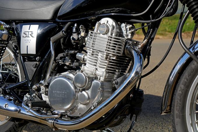 【ヤマハ SR400 試乗記】未来永劫語り継がれるシアワセバイク11画像