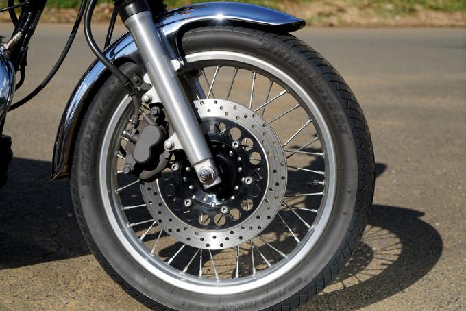 【ヤマハ SR400 試乗記】未来永劫語り継がれるシアワセバイク12画像