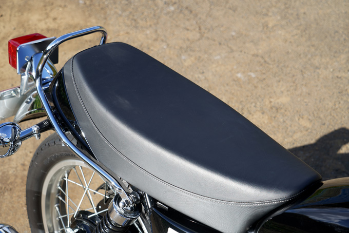 【ヤマハ SR400 試乗記】未来永劫語り継がれるシアワセバイク13画像