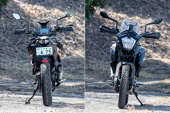 【KTM 250アドベンチャー 試乗記】手堅い構成と価格で、日本車勢に真っ向勝負を挑むの09画像