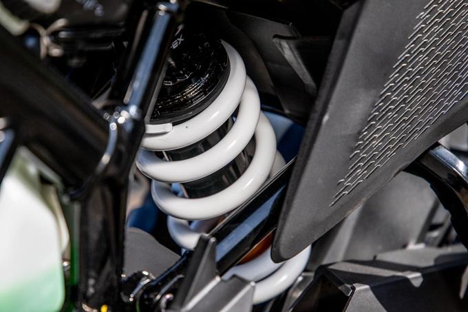 【KTM 250アドベンチャー 試乗記】手堅い構成と価格で、日本車勢に真っ向勝負を挑むの25画像