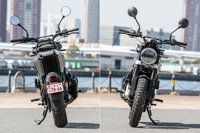 【ハスクバーナ スヴァルトピレン 125 試乗記】高回転型エンジンの旨味を堪能できる、400ccクラスのブレーキ&サスペンションの07画像