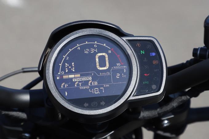 【ホンダ レブル1100 DCT 試乗記】ホンダの新世代クルーザーの長兄は乗りやすく、スポーティな走りもおまかせ11画像