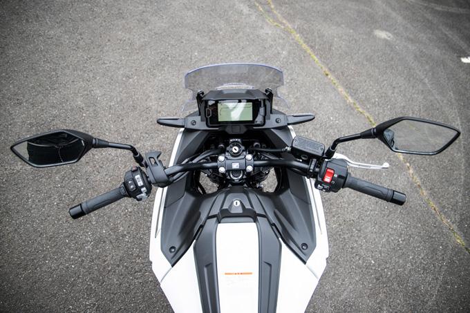 【ホンダ NC750X DCT 試乗記】的を射たフルモデルチェンジで、ホンダの底力を痛感!の11画像