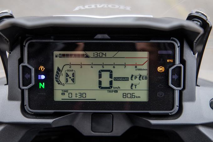 【ホンダ NC750X DCT 試乗記】的を射たフルモデルチェンジで、ホンダの底力を痛感!の12画像