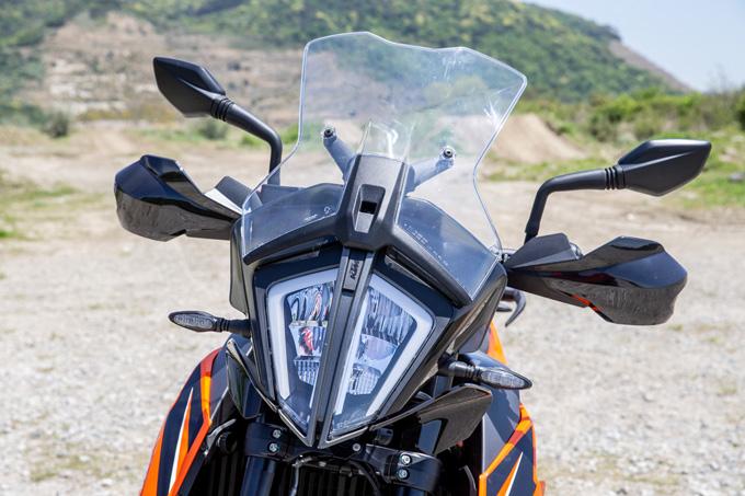 【KTM 890 ADVENTURE 試乗記】ストレスフリーなミドルアドベンチャー、ここに誕生!の08画像