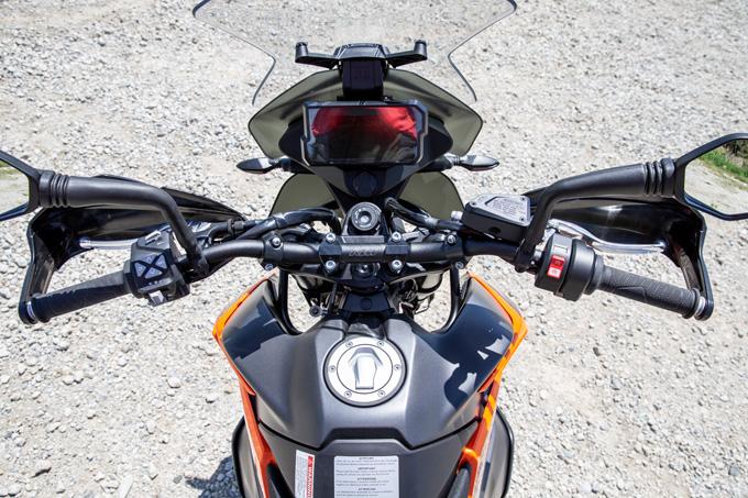 【KTM 890 ADVENTURE 試乗記】ストレスフリーなミドルアドベンチャー、ここに誕生!の11画像