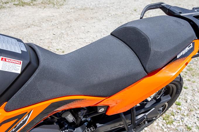 【KTM 890 ADVENTURE 試乗記】ストレスフリーなミドルアドベンチャー、ここに誕生!の15画像