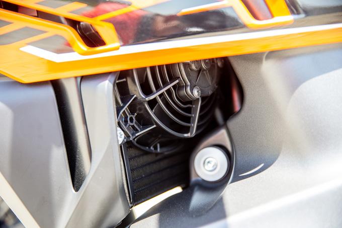 【KTM 890 ADVENTURE 試乗記】ストレスフリーなミドルアドベンチャー、ここに誕生!の16画像
