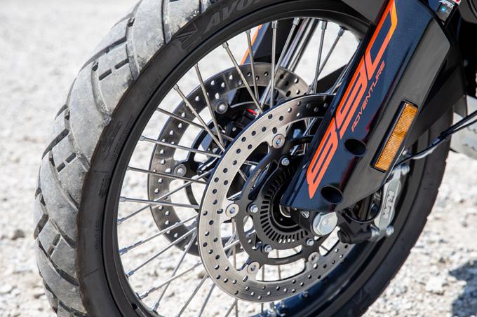 【KTM 890 ADVENTURE 試乗記】ストレスフリーなミドルアドベンチャー、ここに誕生!の17画像