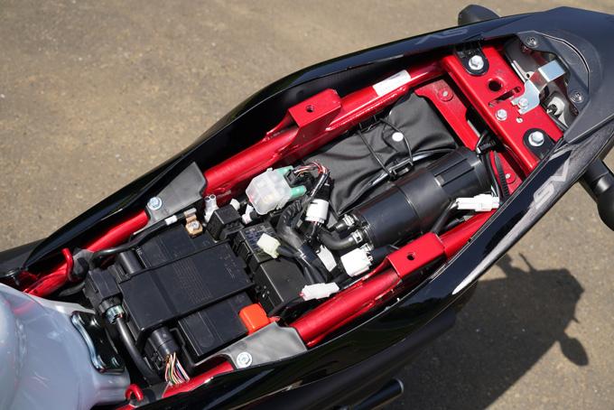 【スズキ SV650 ABS 試乗記】 ワールドワイドなファンを持つ、隠れた名車の22画像