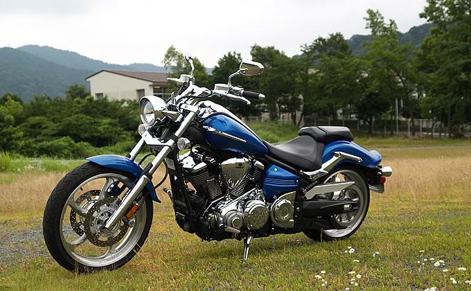 ヤマハ RAIDER(XV1900CU)の画像
