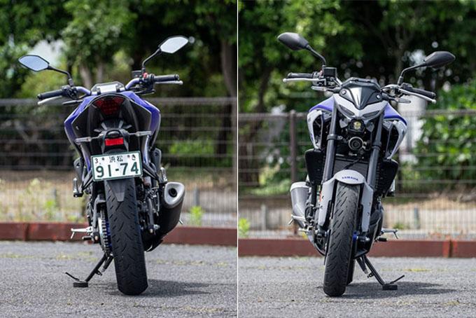 【ヤマハ MT-03 ABS 試乗記】強靭な足回りが全てを肯定してくれるバトルマシンの07画像