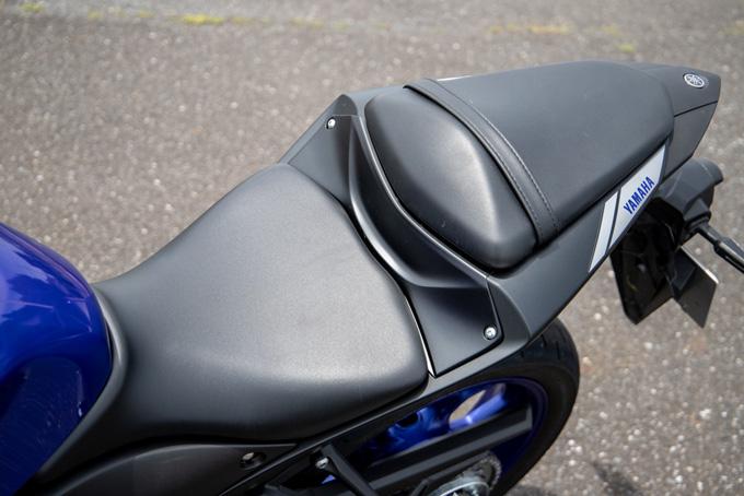 【ヤマハ MT-03 ABS 試乗記】強靭な足回りが全てを肯定してくれるバトルマシンの13画像