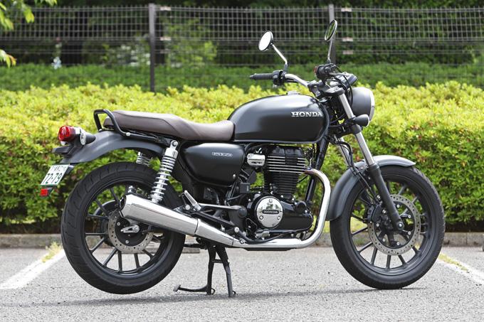 【ホンダ GB350 試乗記】バイクの魅力はスピードやパワーだけじゃない!! 乗る楽しさを教えてくれる美しきニューモデルの02画像