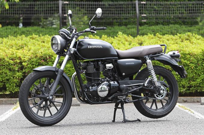 【ホンダ GB350 試乗記】バイクの魅力はスピードやパワーだけじゃない!! 乗る楽しさを教えてくれる美しきニューモデルの03画像