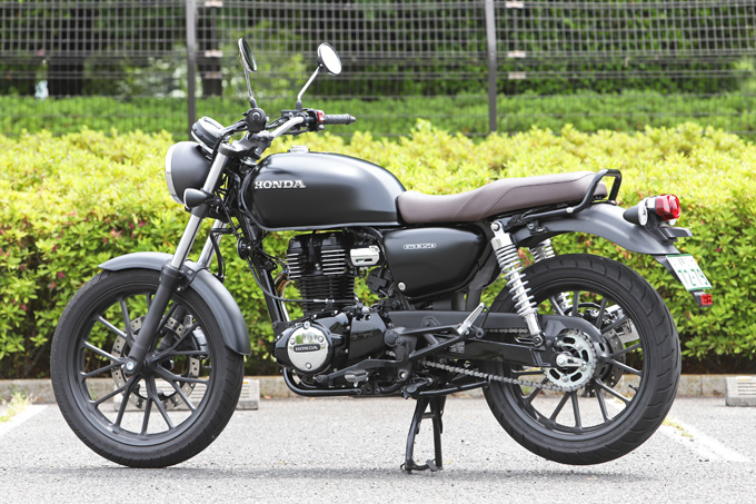 【ホンダ GB350 試乗記】バイクの魅力はスピードやパワーだけじゃない!! 乗る楽しさを教えてくれる美しきニューモデルの04画像