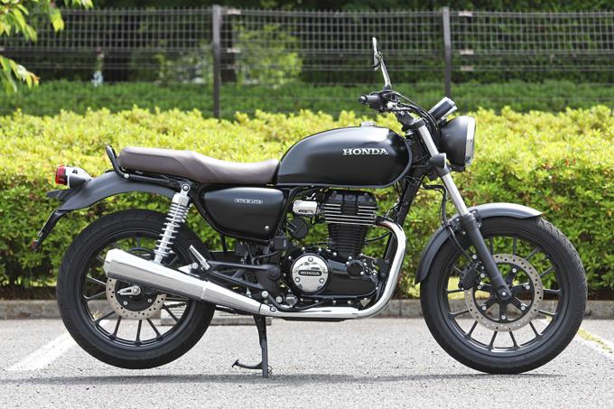 【ホンダ GB350 試乗記】バイクの魅力はスピードやパワーだけじゃない!! 乗る楽しさを教えてくれる美しきニューモデルの06画像