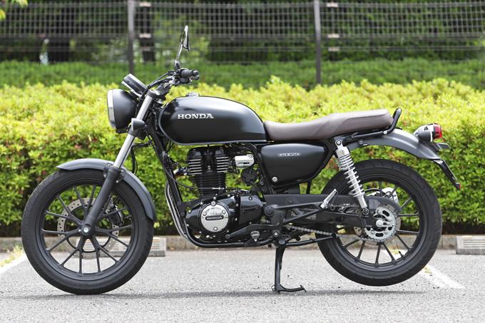 【ホンダ GB350 試乗記】バイクの魅力はスピードやパワーだけじゃない!! 乗る楽しさを教えてくれる美しきニューモデルの07画像