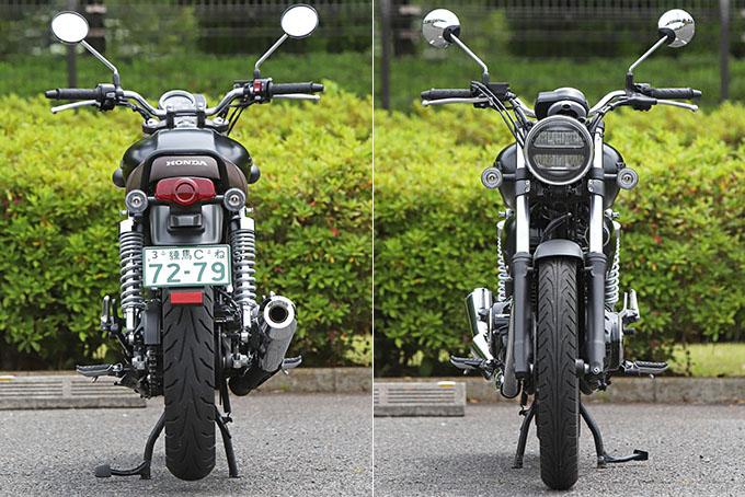 【ホンダ GB350 試乗記】バイクの魅力はスピードやパワーだけじゃない!! 乗る楽しさを教えてくれる美しきニューモデルの画像の09画像