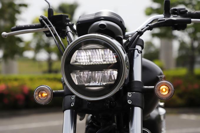 【ホンダ GB350 試乗記】バイクの魅力はスピードやパワーだけじゃない!! 乗る楽しさを教えてくれる美しきニューモデルの11画像