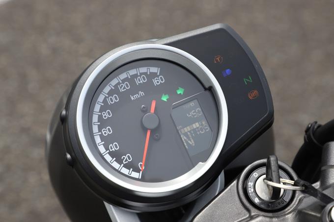【ホンダ GB350 試乗記】バイクの魅力はスピードやパワーだけじゃない!! 乗る楽しさを教えてくれる美しきニューモデルの12画像