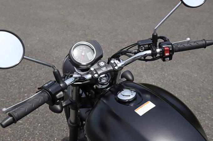 【ホンダ GB350 試乗記】バイクの魅力はスピードやパワーだけじゃない!! 乗る楽しさを教えてくれる美しきニューモデルの15画像