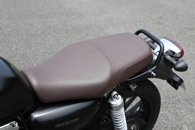 【ホンダ GB350 試乗記】バイクの魅力はスピードやパワーだけじゃない!! 乗る楽しさを教えてくれる美しきニューモデルの17画像