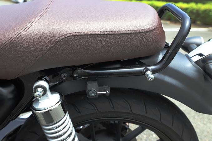 【ホンダ GB350 試乗記】バイクの魅力はスピードやパワーだけじゃない!! 乗る楽しさを教えてくれる美しきニューモデルの19画像