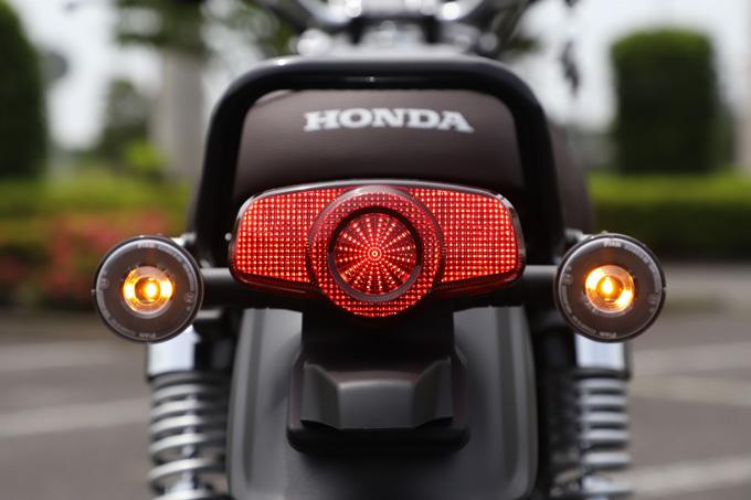 【ホンダ GB350 試乗記】バイクの魅力はスピードやパワーだけじゃない!! 乗る楽しさを教えてくれる美しきニューモデルの23画像