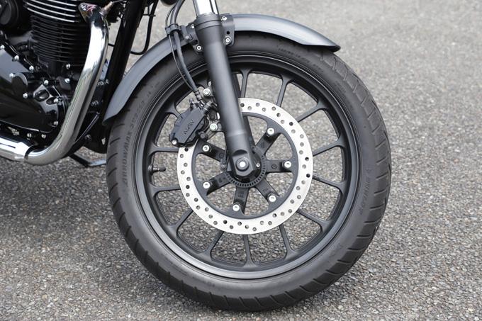 【ホンダ GB350 試乗記】バイクの魅力はスピードやパワーだけじゃない!! 乗る楽しさを教えてくれる美しきニューモデルの25画像