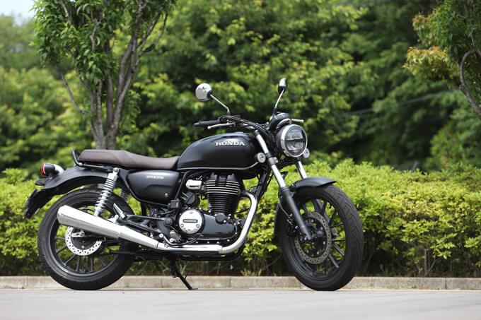 【ホンダ GB350 試乗記】バイクの魅力はスピードやパワーだけじゃない!! 乗る楽しさを教えてくれる美しきニューモデルのmain画像