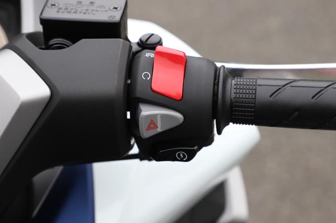 【ホンダ フォルツァ 試乗記】250ccクラススクーターの雄が新エンジンとフレーム改良でモデルチェンジの14画像