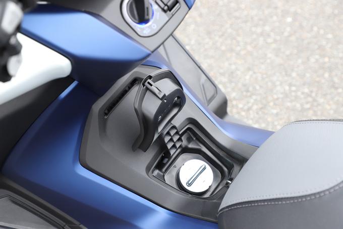【ホンダ フォルツァ 試乗記】250ccクラススクーターの雄が新エンジンとフレーム改良でモデルチェンジの18画像