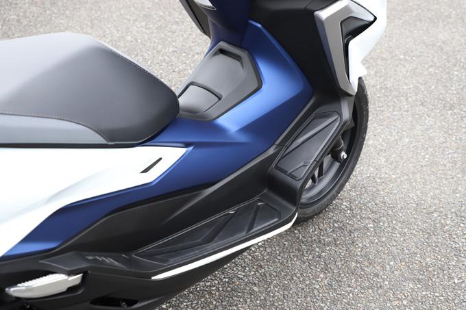 【ホンダ フォルツァ 試乗記】250ccクラススクーターの雄が新エンジンとフレーム改良でモデルチェンジの19画像