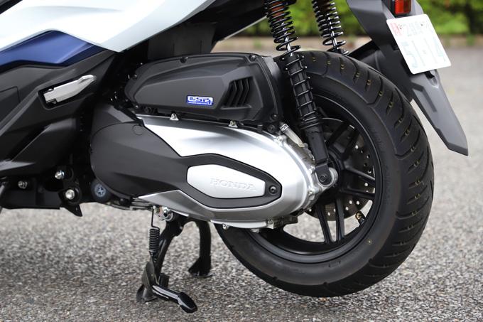 【ホンダ フォルツァ 試乗記】250ccクラススクーターの雄が新エンジンとフレーム改良でモデルチェンジの24画像