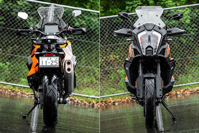 【KTM 1290スーパーアドベンチャーS/R 試乗記】ACCで高速クルーズがさらに楽で安全に!ガチオフ仕様の「R」も過激に優しく全方位進化!の08画像