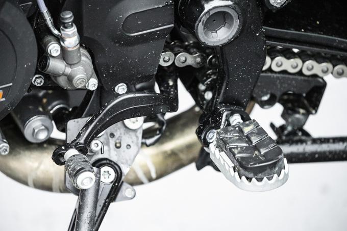 【KTM 1290スーパーアドベンチャーS/R 試乗記】ACCで高速クルーズがさらに楽で安全に!ガチオフ仕様の「R」も過激に優しく全方位進化!の18画像