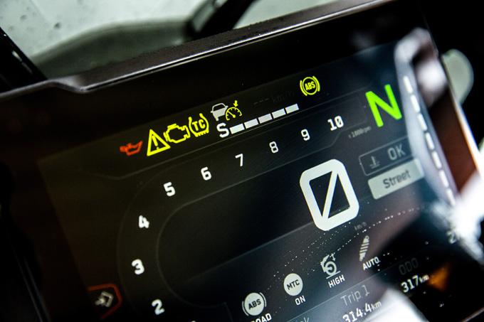 【KTM 1290スーパーアドベンチャーS/R 試乗記】ACCで高速クルーズがさらに楽で安全に!ガチオフ仕様の「R」も過激に優しく全方位進化!の21画像