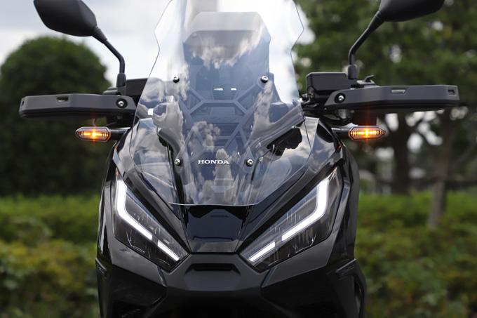【ホンダ X-ADV 試乗記】走破性と利便性を兼ね備えた大型クロスオーバーモデルがフルモデルチェンジの11画像